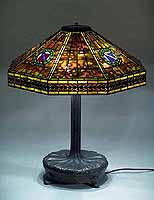 22 Inch Libary Tiffany Lamp