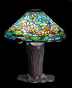 Tiffany lamps: Cones