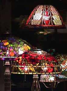 Methodes of making tiffany lamps
