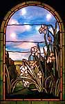 Stained glass Gifts: Designs of Tiffany Studios New York