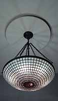 PARASOL Tiffany Chandelier