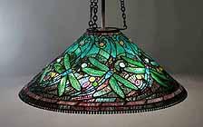 Tiffany Lamp Shades Hanging Lamps Gallery