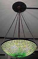 Parasol Tiffany Lamp