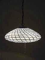 Tiffany geometric hanger