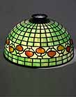 "10"" Acorn Tiffany lamp"