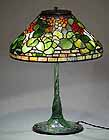 GERANIUM TIFFANY LAMP