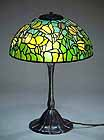 "14"" Tulip Tiffany lamp"