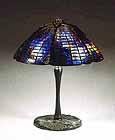 Spiderweb Tiffany Lamp