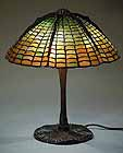Tiffany Lamp Spiderweb