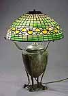 ACORN / GREEK URN TIFFANY LAMP