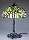 BAMBOO TIFFANY-LAMP