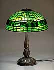 Tiffany Lamp Shade: GEOMETRIC DOME TURTLEBACK  # 1434