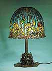 Tiffany Lamp Lotus