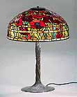 Tiffany table lamp Oriental Poppy