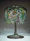 Wisteria Tiffany Lamp 18""