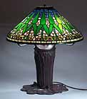 Arrowroot Tiffany lamp