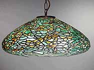 "Tiffany lamp 20"" Butterfly"
