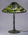 Pond Lily Tiffany Table lamp
