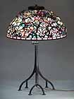 Tiffany table lamp Magnolia