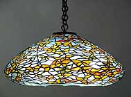 "Tiffany lamp 22"" Butterfly"