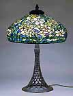 Tiffany table lamp Peony