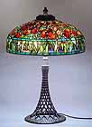 "22"" Tulip Tiffany Lamp"