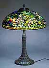 Fruit Tiffany-lamp