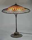 Lotus Tiffany Lamp