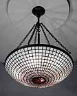 Tiffany chandelier Parasol Turtleback