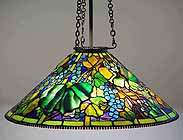 Grape Tiffany hanging lamp