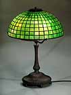 "Tiffany Lamp shade 16"" Plain squares"