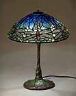 Dragonfly tiffany lamp