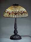 Acorn Tiffany Lamp