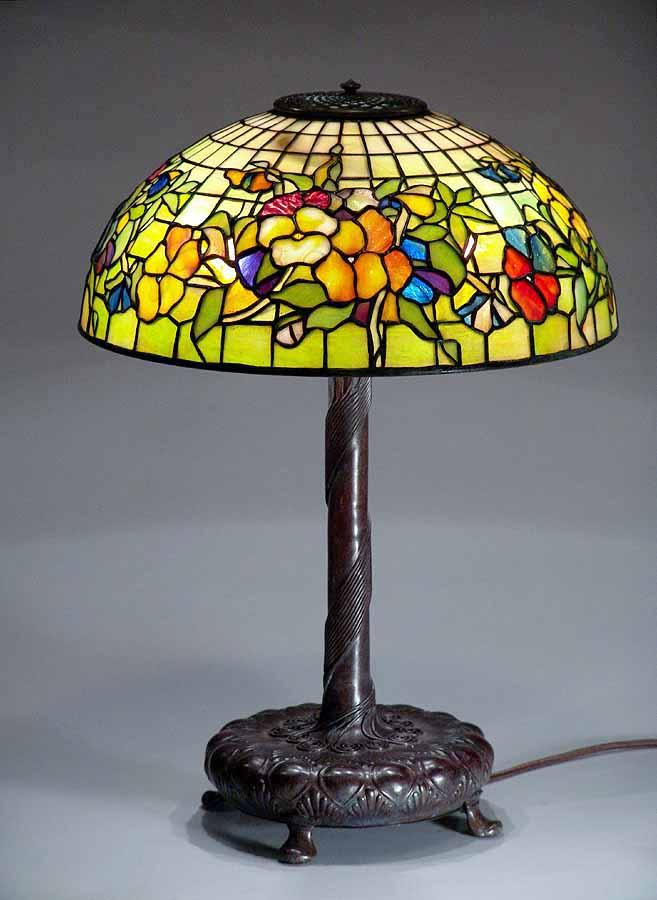 Tiffany floor lamps gallerybranduren tl lamp 20 dale for Tiffany floor lamp qvc