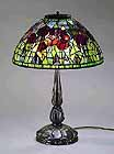 Tiffany desk lamp Tulip 16""