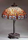 22IN_DRAGONFLY TIFFANY LAMP